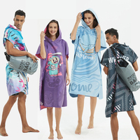 Hot springs ultra light bath towels fast drying bathrobes adult beach towel mat water absorbing swimming surfing travel cloak