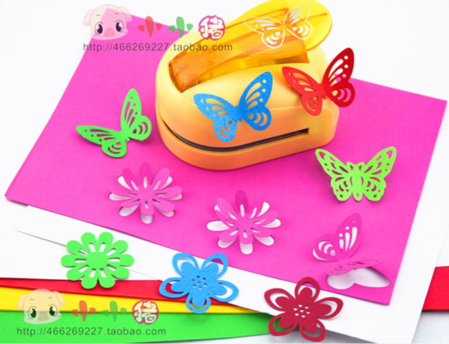 Free Shipping Super Large Size DIY Shaper Punch Craft Scrapbooking Paper Puncher ,can Print Out Pictures In One Time