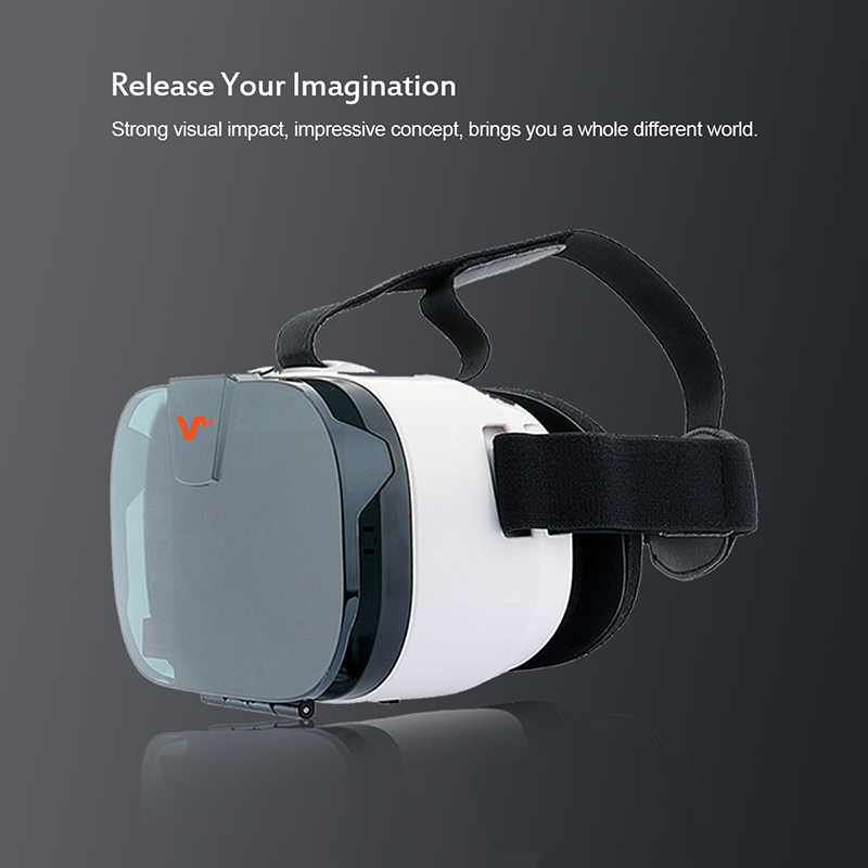 d9250560f8d8 VOX+ GEAR PLUS VR Headset-Virtual Reality Headset 3D Viewing Glasses