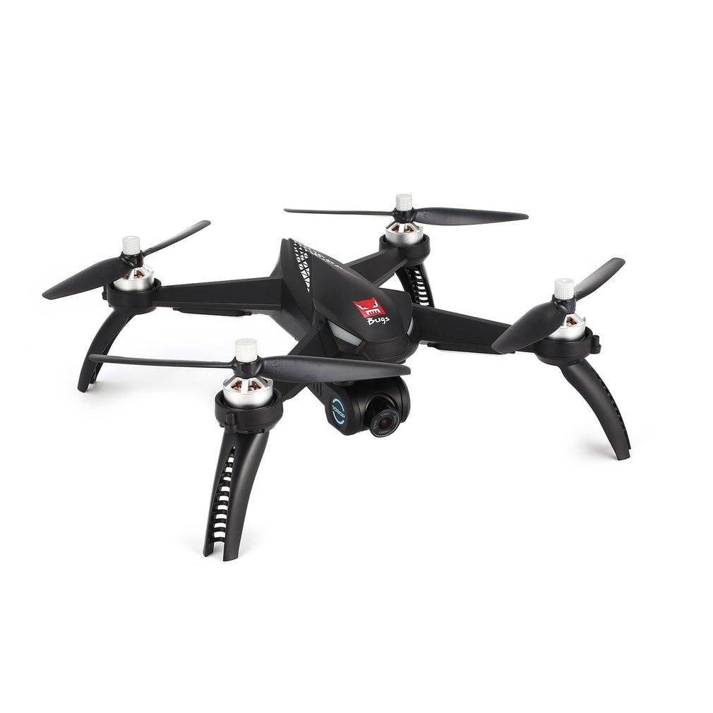 MJX Bugs 5W GPS RC Drone WIFI FPV 1080P HD Camera Auto Return Follow Me RC Quadcopter VS MJX Bugs 3 Pro B2W B3H Dron profissiona mjx b3pro bugs 3 pro fpv 2 4g rc drone with 1080p wifi hd camera gps altitude hold follow me brushless quadcopter dron vs x8 pro