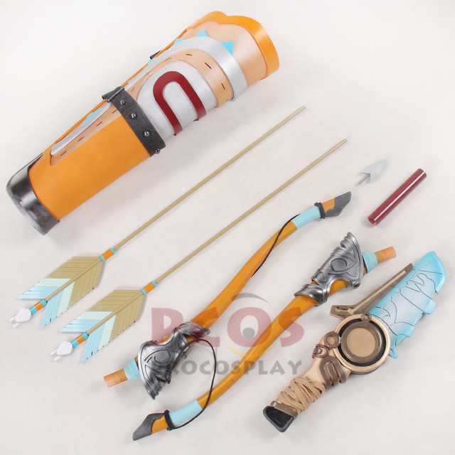 The Legend of Zelda: Breath of the Wild Bow and arrow Set