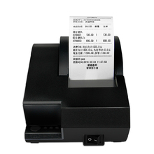 Gprinter GP58L thermal printer 58mm mini POS machine for receipt and bar code impressora portable with USB port