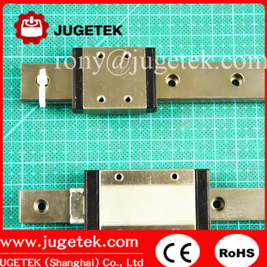 MGN15-1500  Custom 440C SUS Quality Miniature Linear Rail n Carriage 15 15 1500