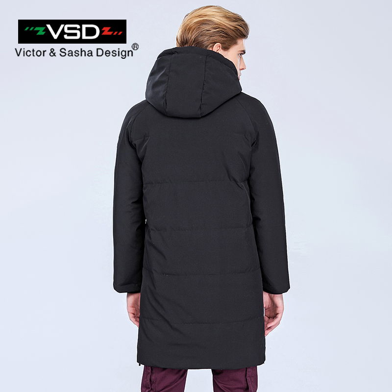 Aliexpress.com : Buy VSD Winter Down Jacket Man 2018 Fashion Thick ...