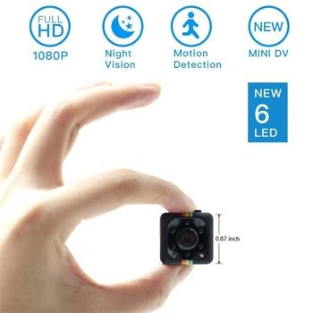 SQ11 Full HD 12M 1080P Mini Camera Camcorder Night Vision Motion Detection