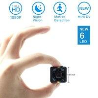 TANGMI SQ11 Full HD 12 M 1080 P Mini Camera Camcorder Night Vision Bewegingsdetectie Micro Cam Antenne Sport DV Voice Video Recorder