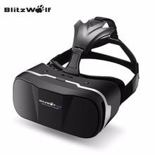 BlitzWolfเดิมBW-VR3 3D VRแว่นตากล่องชุดหูฟังความเป็นจริงเสมือนH Eadmountสำหรับ3.5-6.3นิ้วมาร์ทโฟนสำหรับiPhone 7