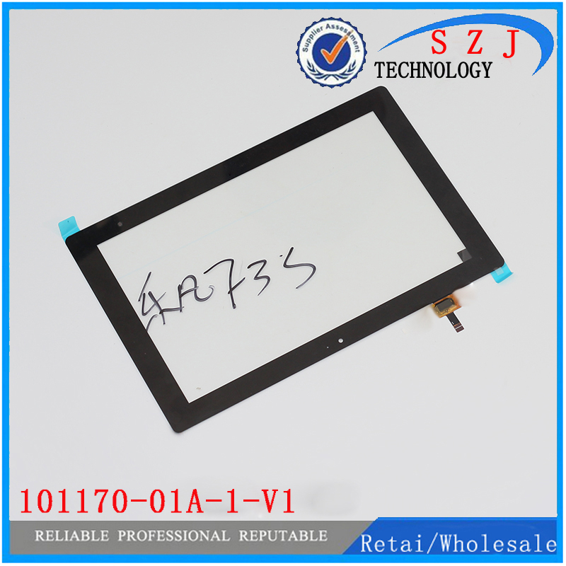New 10.1'' inch 101170 01A 1 V1 CTP101170 01 80701 0A5858K 80701 OC5858K touch screen panel digitizer sensor Free Shipping