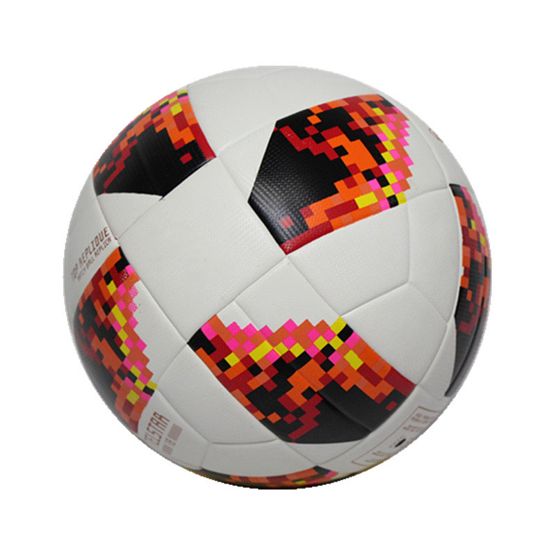 2018 New A++ Premier PU Official size 5 Soccer Ball Football Goal League Ball Slip-resistant Seamless Match Training Soccer