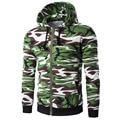Jacket Men Winter 2017 Coat Male Bomber Jacket Men Camouflage Slim Hooded Palace Brand Outwear Mens Cotton Jackets Clothing XXL