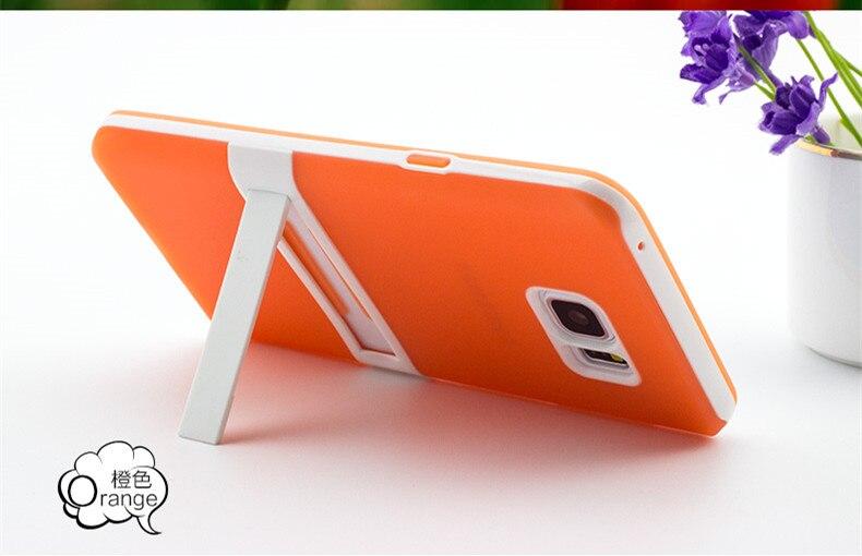 Ultratunn PC Frame TPU Soft Cover Silicon Fodral för Samsung Galaxy - Reservdelar och tillbehör för mobiltelefoner - Foto 6