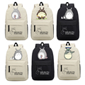 New My Neighbor Totoro Cartoon Backpack anime Schoolbag Laptop bag New Bag
