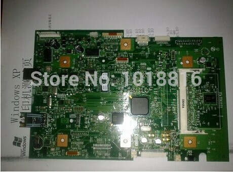 Free shipping 100% Test laser jet For HP2727 M2727 Formatter Board CC370-60001 printer part on sale цена
