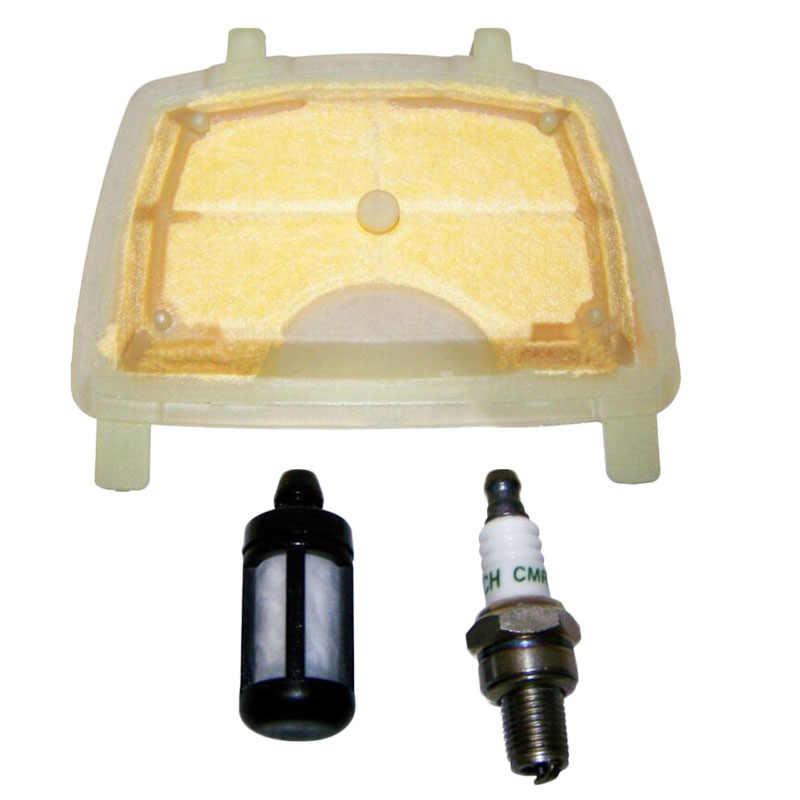 Attachment Filter bougie Vergadering Voor Stihl MS171 MS181 MS211 Kit Kettingzaag Intake Schoonmaken Spare Handig