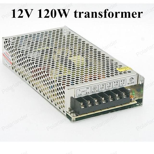 Alta Calidad LLEVÓ el Conductor fuente de Alimentación del Interruptor AC 110 V/220 V a DC 24 V 15 W Voltaje transformador para la Tira Llevada Cartelera Pantalla