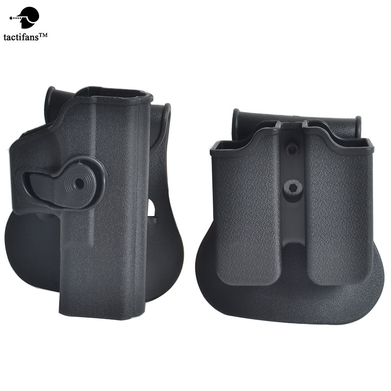 Polymer Retention Roto Holster for Glock 17/19/23/25/28/32