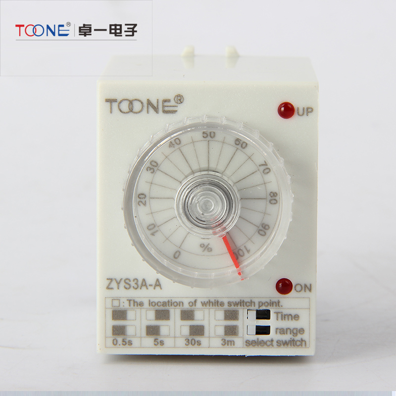 AC 220V Delay Timer Time Relay AH3-3 Sealer PCB 0-60 Seconds Timer Heating Time Relay Regulator knob control dc24v dc12v ac110v ac220v 8p dpdt 5s seconds timer time delay relay w socket h3y 2