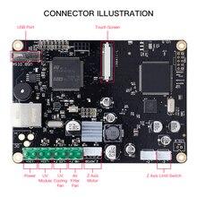 Anycubic Photon Lcd 3D Printer Moederbord 3D Printer Trigorilla Moederbord Compatibel 4 Lagen Pcb Controller Board Voor Photon