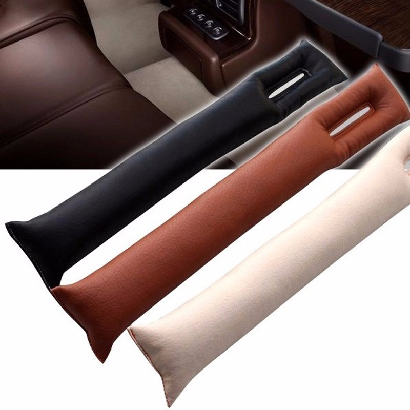 2015-Faux-Leather-Car-Seat-Gap-Pad-Fillers-Holster-Spacer-Filler-Padding-Protective-Case-Auto-Cleaner (1)