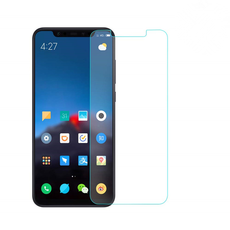 Screen Protector Tempered Glass For Xiaomi Mi A2 Lite Glass Phone Film For Xiaomi Redmi 6 Pro