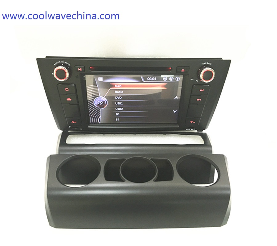 Dvd-Wince Car-Radio 118i-Withbluetooth 1-Series 116i E82 E87 BMW for BT 1080p/ipod-Map