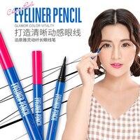 BIOAQUA Waterproof Eyeliner Black Liquid Long-lasting Eye liner Pencil 2g Cosmetics Beauty Makeup Tool Skin Care