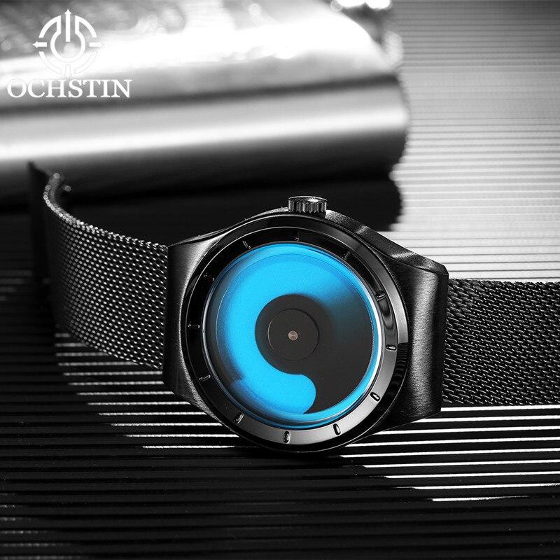 Nieuwe mode top luxe merk OCHSTIN horloges mannen quartz-horloge - Herenhorloges - Foto 5