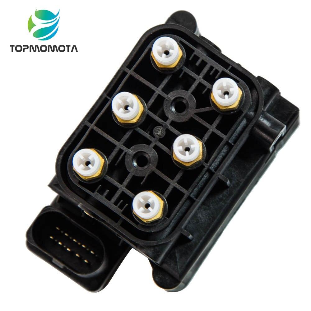 Suspension pneumatique Électrovanne Contrôle Unité 4F0616013 4H0616013A 3D0616013B A6 C5 A6 C6 A8 D3 pour bentley pour VW phaeton