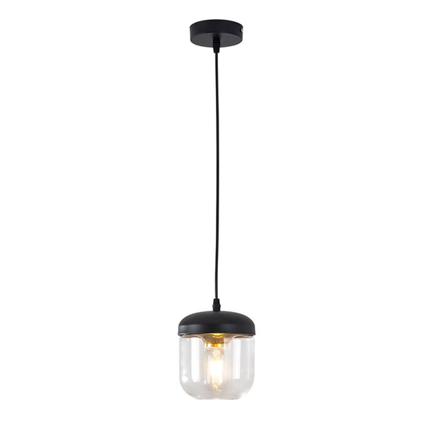 Nordic Danish Design Acorn Gl Pendant Lights Dinning Table Bedroom Bedside Hanglamp Modern Minimalist Creativity Lamp