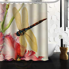Interesting Dragon Fly Shower Curtain. Beautiful Dragonfly Shower Curtain Waterproof Polyester Fabric Bathroom  66x72 60x72 48x72 inch Free Buy dragonfly shower curtain and get free shipping on AliExpress com