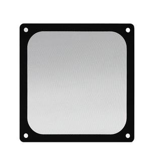 Image 2 - En Labs 12CM Magnetic Frame Black Mesh Dust Filter PC Cooler Fan Filter with Magnet , 120x120mm Dustproof Computer Case Cover