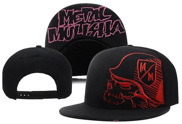 Metal Mulisha Rockstar mesh Snapback hats Outdoor brand mens womens sports  chapeus toucas gorros gorras bones baseball caps en Disfraces juegos hombre  de La ... 39836a143b2