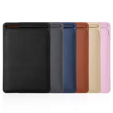 Faux Leather Pouch Bag for Apple iPad Pro Tablets