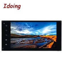 Idoing Android6.0 2Din 7 pulgadas Reproductor Multimedia de Coche Volante Para El Universal de Toyota RAV4 Octa Core Fast Boot 2G RAM 32G ROM