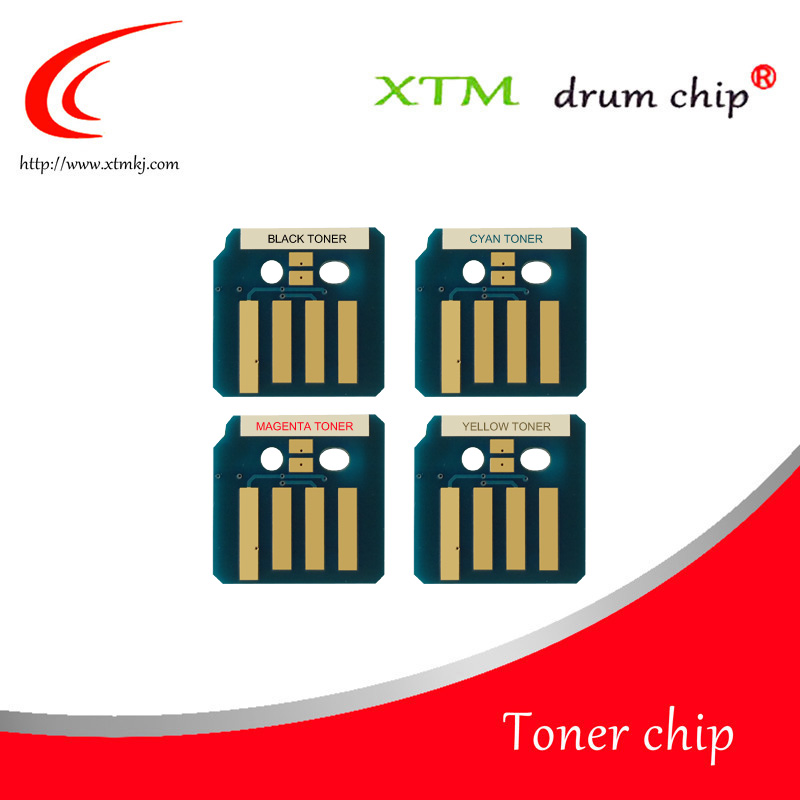 Compatible 106R01569 106R01566 106R01567 106R01568 toner cartridge reset chip for Xerox Phaser 7800 refill laser printer