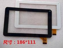 186*111mm 30pin New 7″ touch panel For POLAROID MID0714 touch screen panel Glass Sensor Replacement Free Shipping