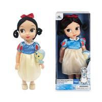 Snow White Princess Toy Figures Christmas Toy Gift Disney Original Princess Cinderella Action Figure Model Toys Girls Birthday