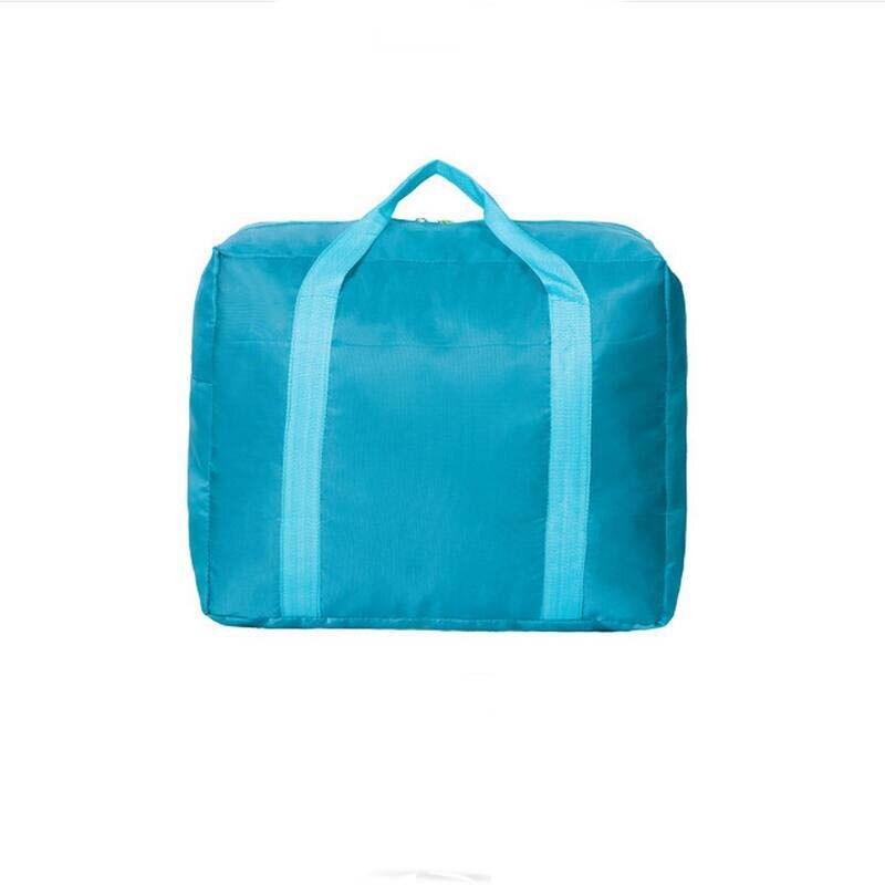 INHO CHANCY! Vikbar bärbar resväska nylon vattentät Resväskor - Väskor för bagage och resor - Foto 3