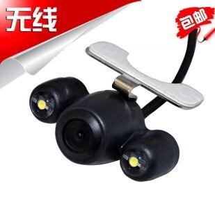 E gps dvd rear view wireless reversing night vision wide angle hd