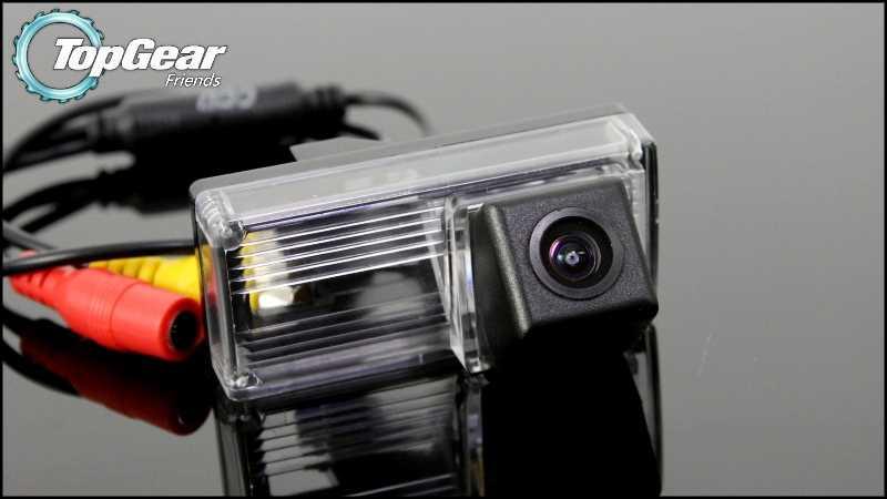 3 in1 Khusus Belakang View Wifi Camera + Wireless Receiver + cermin Monitor Mudah Backup Sistem Parkir Untuk Lexus GX470 GX 470