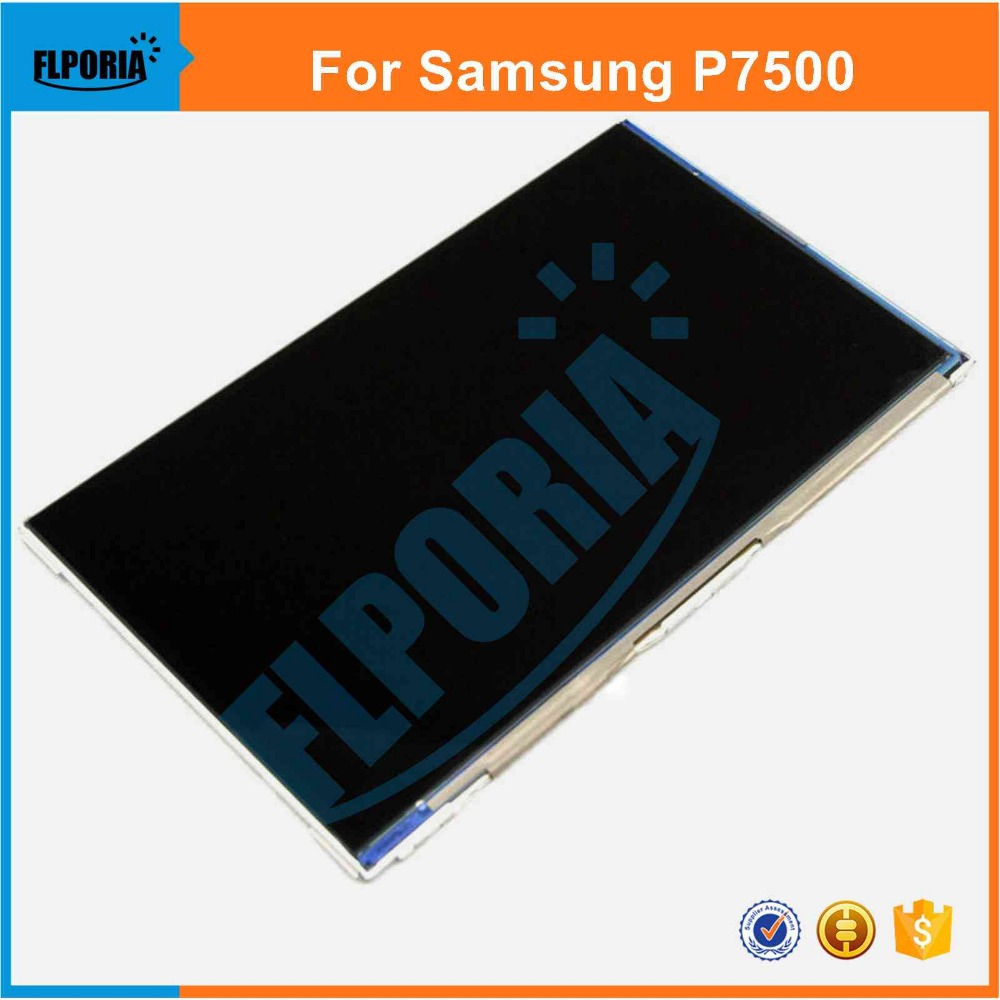 100% New LCD Display Screen For Samsung Galaxy Tab GT-P1000 Tablet LCD Screen Replacement Parts Free Tools brand new 30pcs wholesale price for samsung galaxy s7 edge g935 g9350 g935f g935fd lcd display touch screen free dhl 3 color