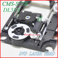 DVD Optical Pick Up CMS S77R For DVD Laser Head 23pin Lens SOH DL5FS With Plastic