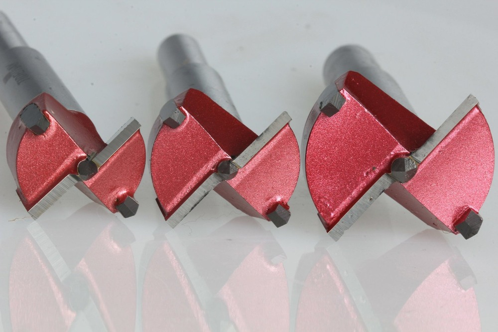 5Pcs Long Plates Woodworking Hole Saw Tungsten Carbide Drill Bits Cutting 12mm 14mm 16mm 18mm 20mm (KKQ-I12-20)  цены
