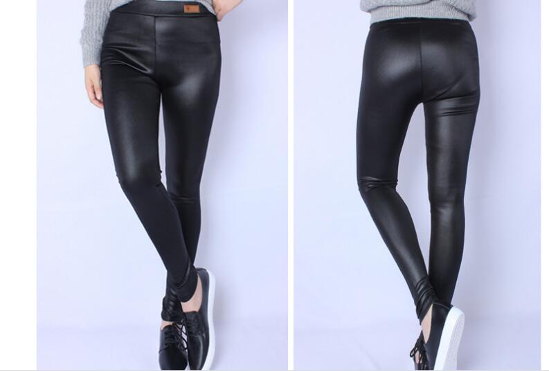 48d4bc4bb0c353 Autumn winter Legging Large size XXXL 4XL 5XL for Elastic Soft Show Women  All-match Slim Leggings Plus size Fashion Pants Y045