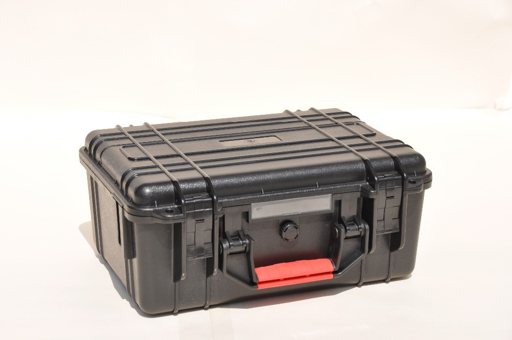 high quality Impact resistant sealed waterproof safety tool case toolbox equipment camera box with pre-cut foam lining SH45-8 tool case gun suitcase box long toolkit equipment box shockproof equipment protection carrying case waterproof with pre cut foam