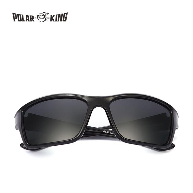 POLARKING 62 Men's Sport Polarized Sunglasses