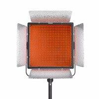 Yongnuo YN860 Color Dual LED 3200-5500 K Regulable Fotografía Foto/Estudio/Teléfono/Luz de Vídeo LED lámpara Para Autofoto Belleza Maquillaje