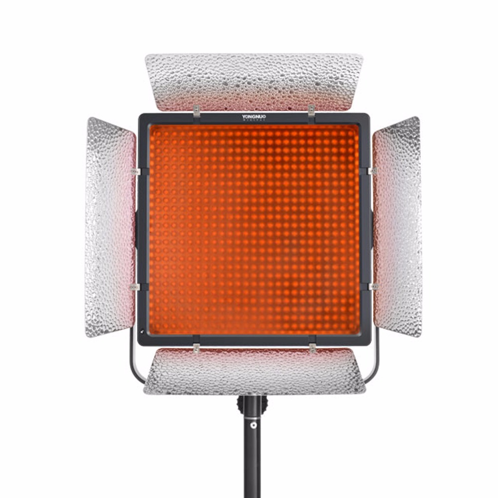 Yongnuo YN860 Dual Color LED 3200 5500K Dimmable Photography Photo Studio Phone Video LED Light Lamp