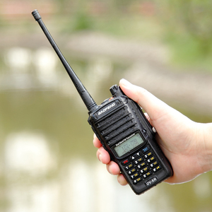 Image 5 - Baofeng UV XR Waterproof IP67 Walkie Talkie 10W 4800mAh Battery 10KM Long Range Powerful Portable Two Way Radio up of uv 9r uv9r