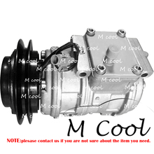 NEW AC COMPRESSOR FOR TOYOTA LAND CRUISER PRADO 8634804 447200 3682 4555 3680 4472004550 8832035670 4472003682